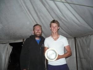 Andrew Hurst trophy